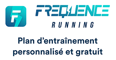 logo frequence running